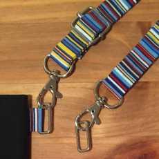 Set zur Befestigung von verstellbaren Taschenriemen - 20 mm