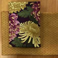2 Fat Quarter - ChrysanthemaGold