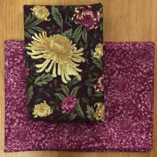 2 Fat Quarter - Chrysanthema