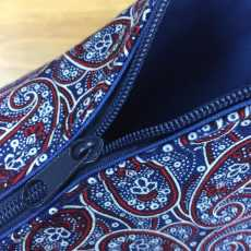 Tasche *SantaFiore* - Paisleyblau