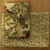2 Fat Quarter - Vogelbeere